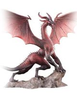 Dragon Age II Flemeth Dragon Statue