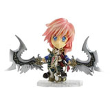 Final Fantasy Trading Arts Kai Mini Lightning Figure