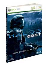 Halo 3: ODST Official Strategy Guide