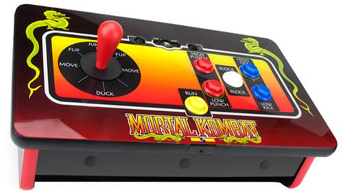 PS3 Mortal Kombat Klassic Fight Stick