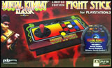 PS3 Mortal Kombat Klassic Fight Stick