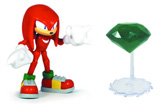 Sonic the Hedgehog Knuckles 3 Inch Action Figure