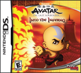 Avatar: The Last Airbender Into the Inferno