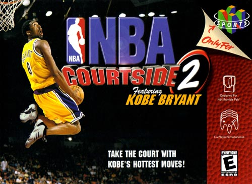 NBA Courtside 2 w/Kobe Bryant