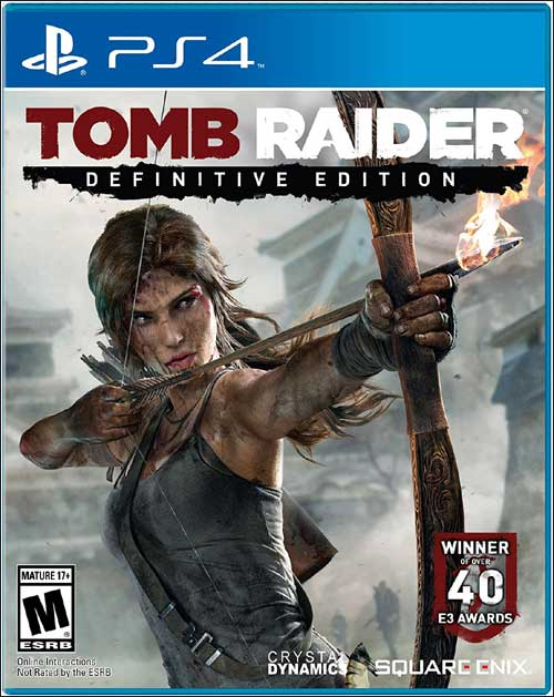 Tomb Raider: The Definitive Edition
