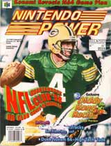 Nintendo Power Volume 102 NFL Quarterback Club 98
