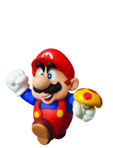 Super Mario Bros Classic Mario Series 1 Figure