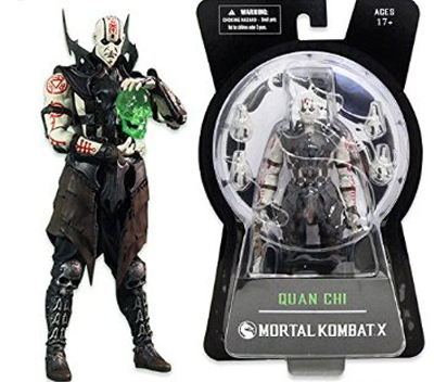 Mortal Kombat X Series 2 Quan Chi 6