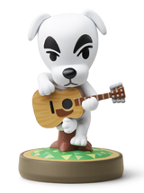 amiibo K.K. Slider Animal Crossing
