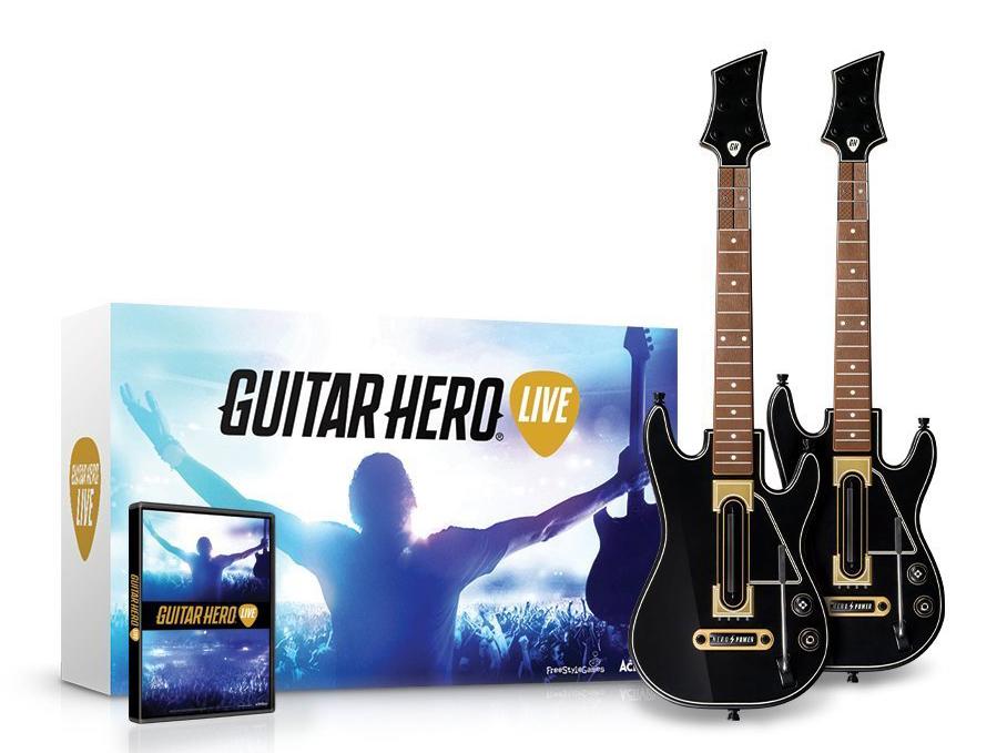 Guitar Hero Live 2-Pack Bundle