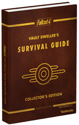 Fallout 4 Vault Dweller's Survival Collector's Edition Guide