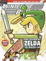 Nintendo Power Volume 188 The Legend of Zelda: The Minish Cap