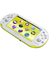 PlayStation Vita System Wifi Lime Green/White