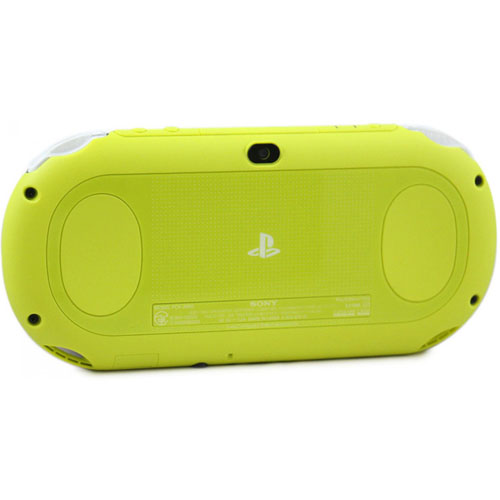 PlayStation Vita System (Lime Green/White)