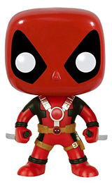 Pop! Marvel Deadpool Teo Swords Vinyl Figure