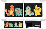 Pokemon Multi Character Bi-Fold Wallet