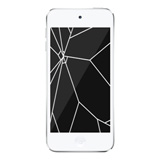iPod Touch 4 Glass & LCD Replacement White