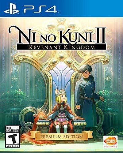 Ni No Kuni II: Revenant Kingdom Premium Edition