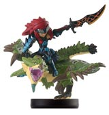 amiibo Rathian and Cheval Monster Hunter Stories