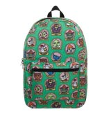 Parappa the Rappa All Over Print Sublimated Backpack