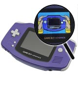 Game Boy Advance Backlit Screen Installation Service