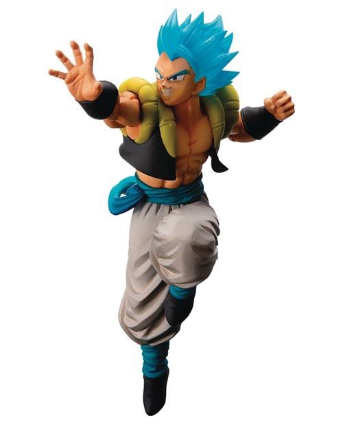 Dragon Ball Super Saiyan God Super Saiyan Gogeta Ichiban Figure