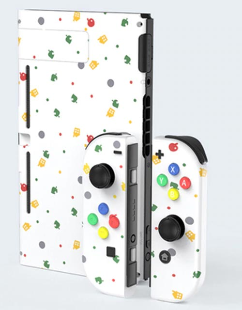 Nintendo Switch Housing Shell Replacement Service Animal Crossing