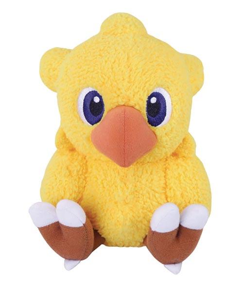 Final Fantasy: Fluffy Fluffy Chocobo Plush