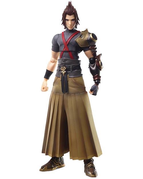 Kingdom Hearts III Bring Arts Terra Action Figure
