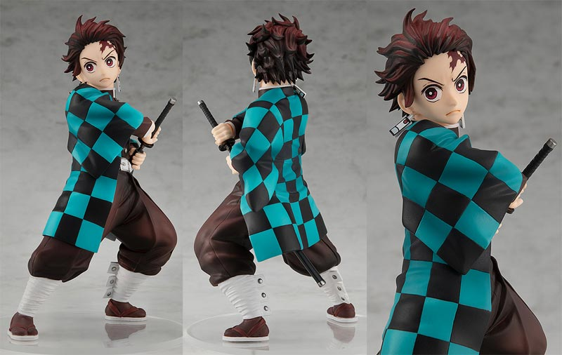 Demon Slayer Tanjiro Pop Up Parade PVC Fig extra img