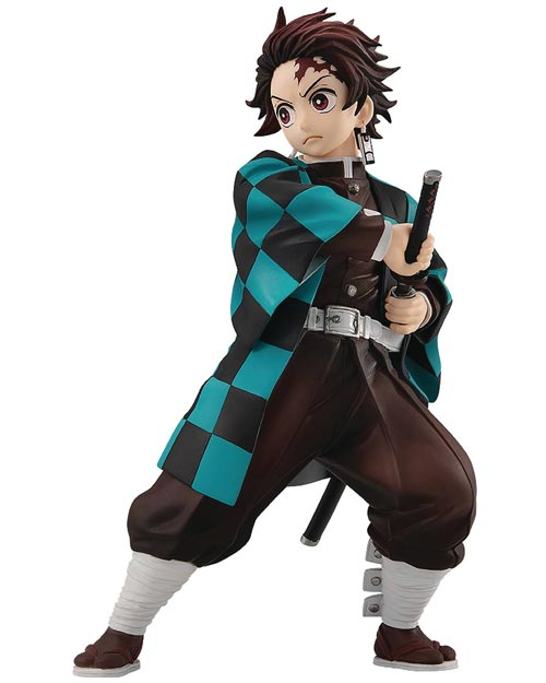 Demon Slayer Tanjiro Kamado Pop Up Parade PVC Figure