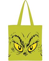 Dr Seuss The Grinch Canvas Tote Bag