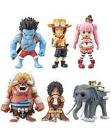 One Piece World Collectible Treasure Rally V2 Blind Bag Figure