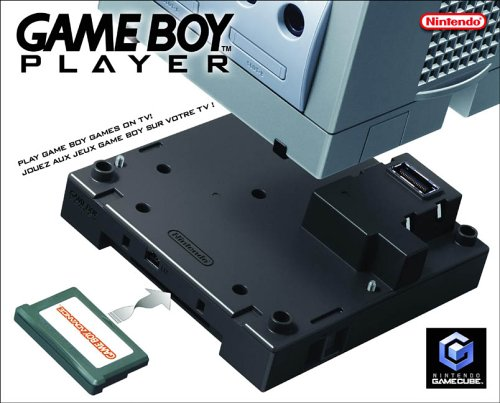 GameCube Game Boy Player Nintendo