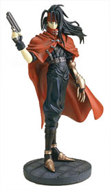Final Fantasy VII Vincent Valentine Resin Statue