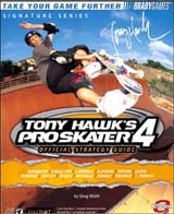 Tony Hawk Pro Skater 4 Official Strategy Guide