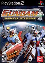Mobile Suit Gundam: Gundam vs Zeta Gundam