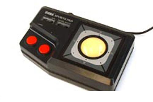 Sega Master Sports Pad by Sega