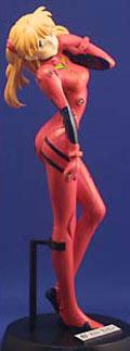 Neon Genesis Evangelion: Asuka Sega Prize Vinyl Figure