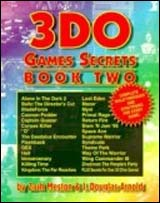 3DO Games Secrets Book Two