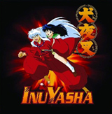 Inu Yasha and Kagome Jump T-Shirt Med