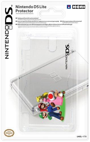Nintendo DS Lite Hori Protector Mario Design