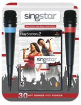 SingStar: Amped Bundle w/ Microphone
