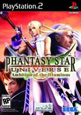 Phantasy Star Universe: Ambition Of Illuminus Expansion