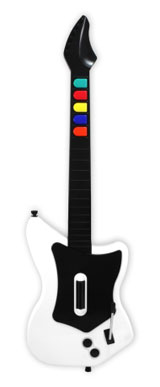 Guitar Hero Wireless Guitar Controller