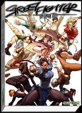 Street Fighter Tribute Artbook