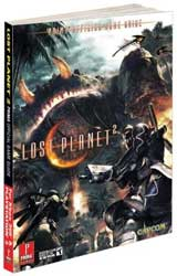 Lost Planet 2 Official Guide