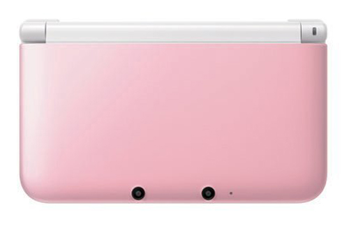 Nintendo 3DS XL System Pink