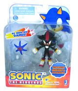 Sonic the Hedgehog Shadow 3 Inch Action Figure