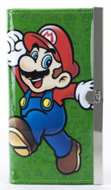 Nintendo Super Mario Jumping Hinged Wallet